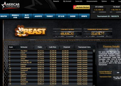 ACR The Beast Promotion