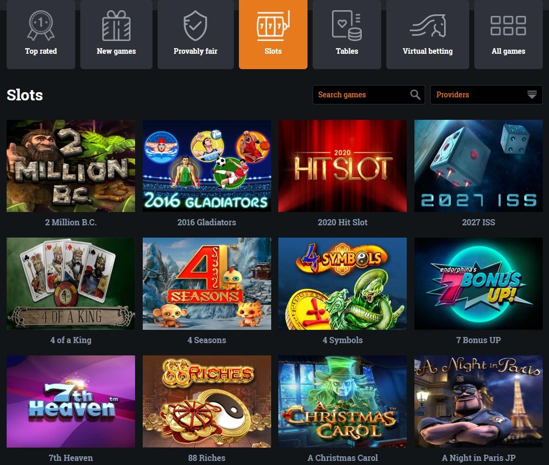 BSpin Slots Games