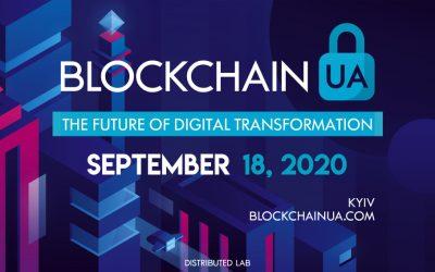 BlockchainUa Event is coming! [Blockchain, Crypto, Bitcoin]