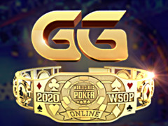 GGPoker WSOP Online 2020