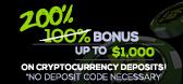 Ya Poker Cryptocurrencies Deposit Bonus
