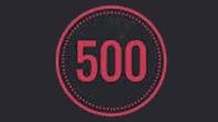 Logo CSGO 500 Skin Gambling Site