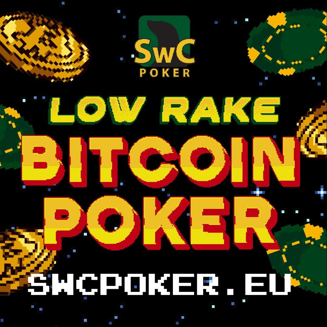 SWC Poker Low Rake
